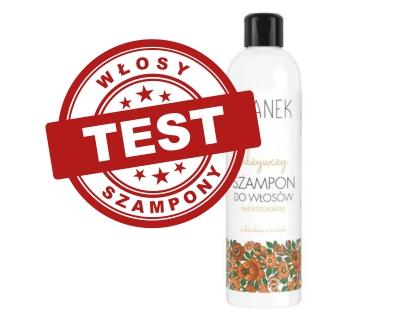 Odżywczy szampon do włosów z ekstraktem z miodunki
