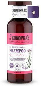 Regenerujący szampon do włosów suchych i farbowanych [DR. KONOPKA'S]
