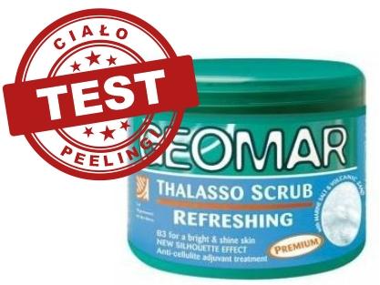 Geomar Thalasso - Odświeżający peeling do ciała