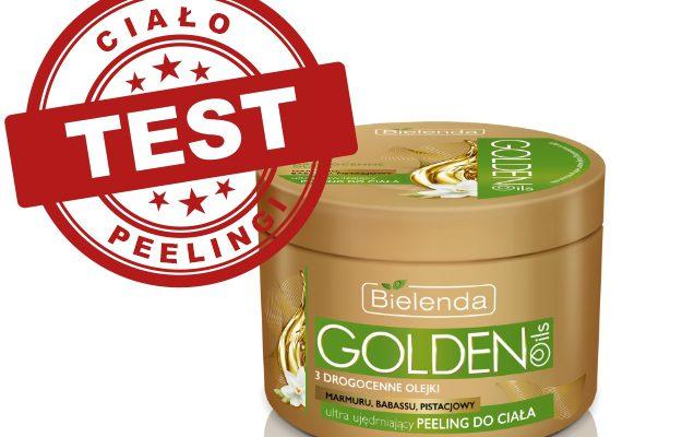 Peeling do ciała Golden Oils