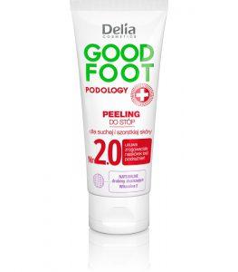Peeling do stóp GOOD FOOT PODOLOGY