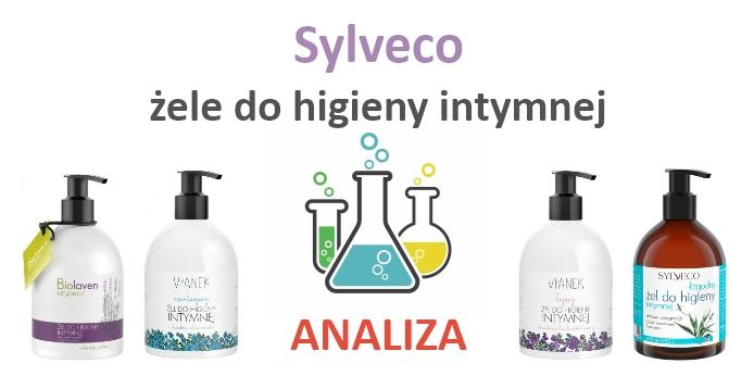 Sylveco - żele do higieny intymnej