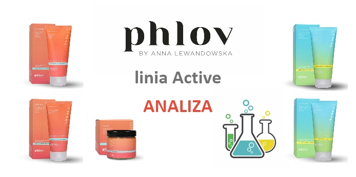 Phlov by Anna Lewandowska - linia Active